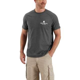 Mens Force Delmont 89 Graphic Short Sleeve TShirt