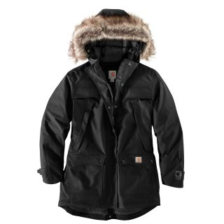 Womens Quick Duck Sawtooth Parka-