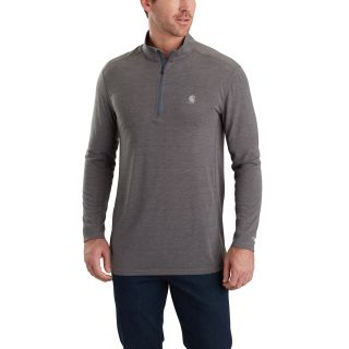 Mens Force Extremes Long Sleeve Half zip