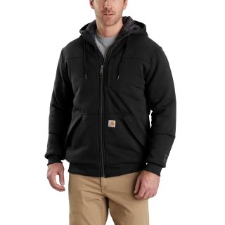 Mens RD Rockland Quilted Lined Hdd Sweatshirtrt-