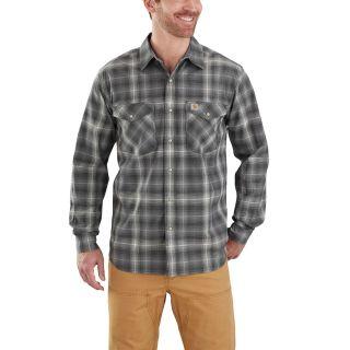 Mens Rugged Flex Bozeman Long Sleeve Shirt-Carhartt