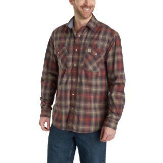 Mens Rugged Flex Bozeman Long Sleeve Shirt