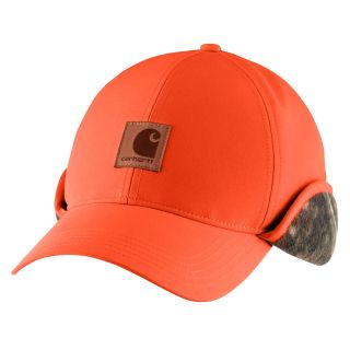 Mens Ear Flap Hunting Cap-