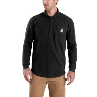 Mens Tilden Long Sleeve Half zip-Carhartt