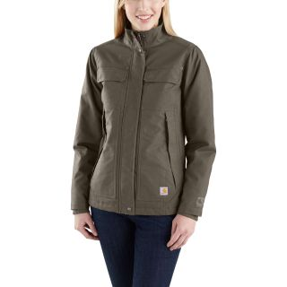 Womens Quick Duck Jefferson Traditional Jacket-