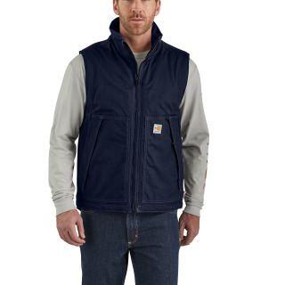 Mens Flame-Resistant Quick Duck Vest-