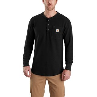 Mens Tilden Long Sleeve Henley-