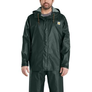 Mens LW Waterproof Rain Storm Coat-