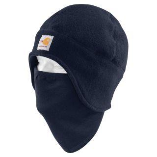 Mens Flame-Resistant Fleece 2 in 1 Hat-