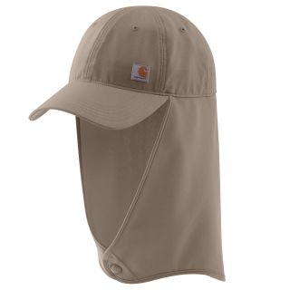 Mens Force Extremes Angler Neck Shade Cap-