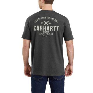 Mens Maddock Outlast Gphc Pocket Short Sleeve TShirt-Carhartt