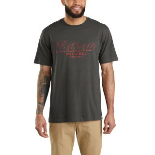 Mens Maddock Born to Build Gphc Short Sleeve TShirt-Carhartt