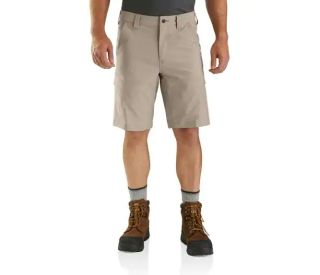 Mens Force RlxdFit LW Rpstp Short-