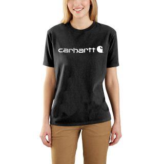 Womens WK195 Workwear Logo Short Sleeve Tshirt