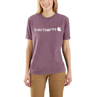 Womens WK195 Workwear Logo Short Sleeve Tshirt-