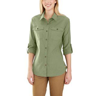 Womens Rugged Flex Bozeman Shirt-