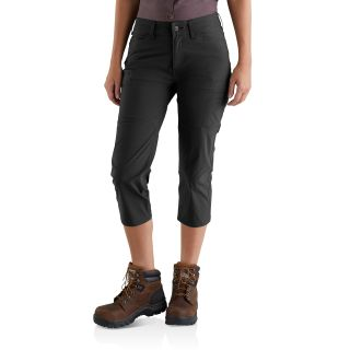 Womens Straight Fit Force Madden Cargo Capri-