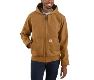 Mens J130 Washed Duck Active Jac