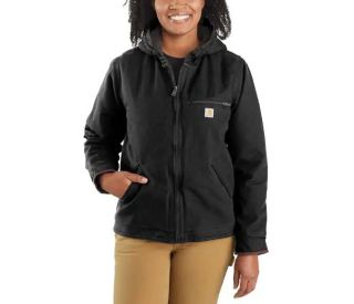 Womens LseFit WshDck Sherpa Lined Jacket-