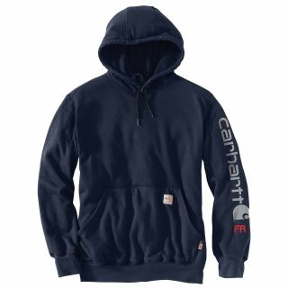 Mens Flame-Resistant Force Org Midweight Hdd Graphic Sweatshirtt-