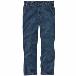 Mens Flame-Resistant Force RF Rlxd Fit Utility Jean-Carhartt