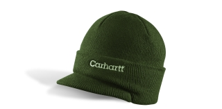 168e34f0c89 Buy Mens Knit Hat with Visor - Carhartt Online at Best price - SC