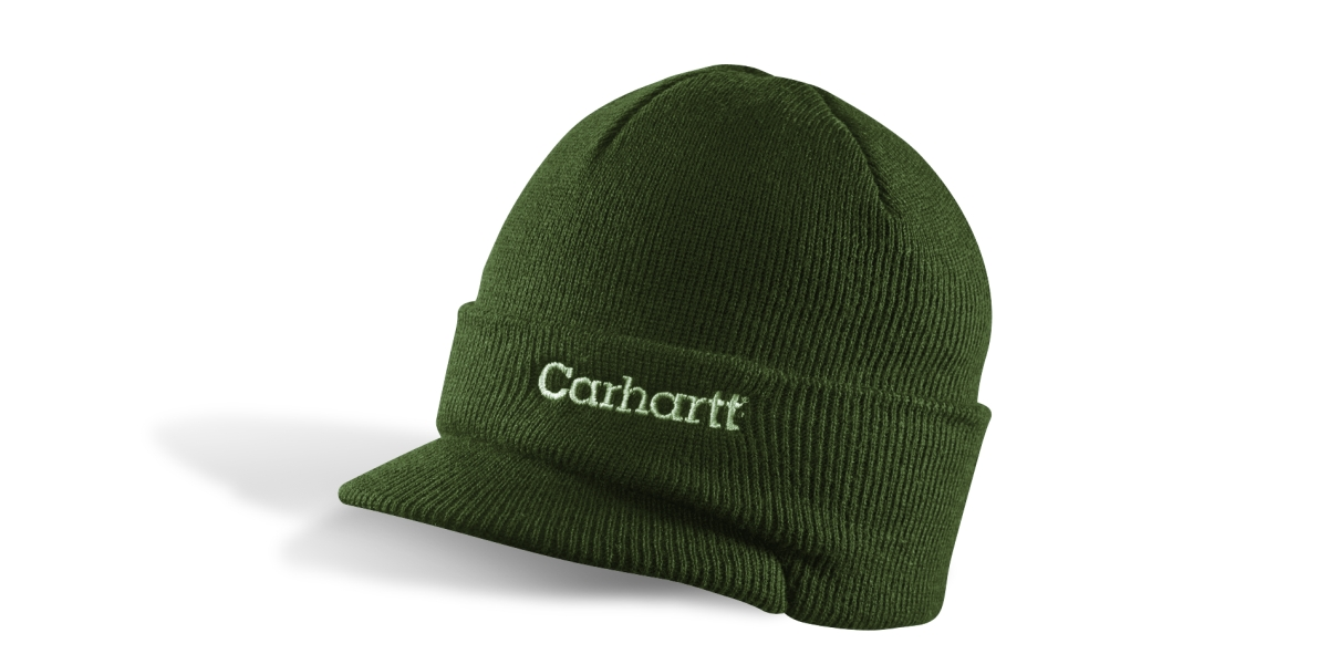 9072d65dd62 Buy Mens Knit Hat with Visor - Carhartt Online at Best price - TN