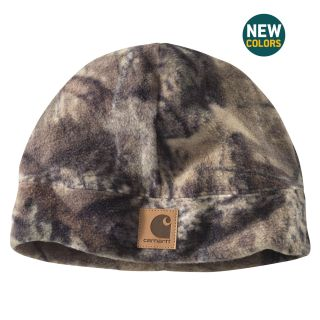 Mens Camo Fleece Hat-Carhartt
