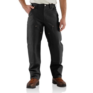 B01 Mens Firm Duck Double Front Work Dungaree-Carhartt