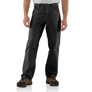 Mens Canvas Work Dungaree-