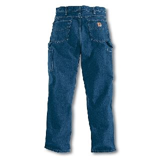 Mens Relaxed Fit Carpenter Jean-