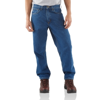 B17 Mens Relaxed Fit Tapered Leg Jean-