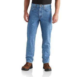 Mens StrghtFitHeavyweight 5 Pocket Tprd Jean-