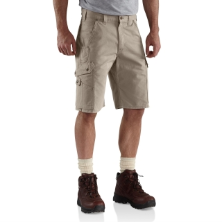Mens Ripstop Cargo Work Short-