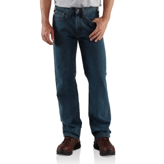 B460 Mens Relaxed Fit Straight Leg Jean-Carhartt