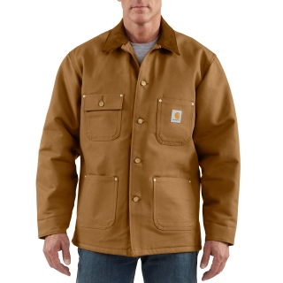 Mens Duck Chore Coat-Carhartt