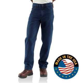 Mens Flame-Resistant Signature Denim Jean-