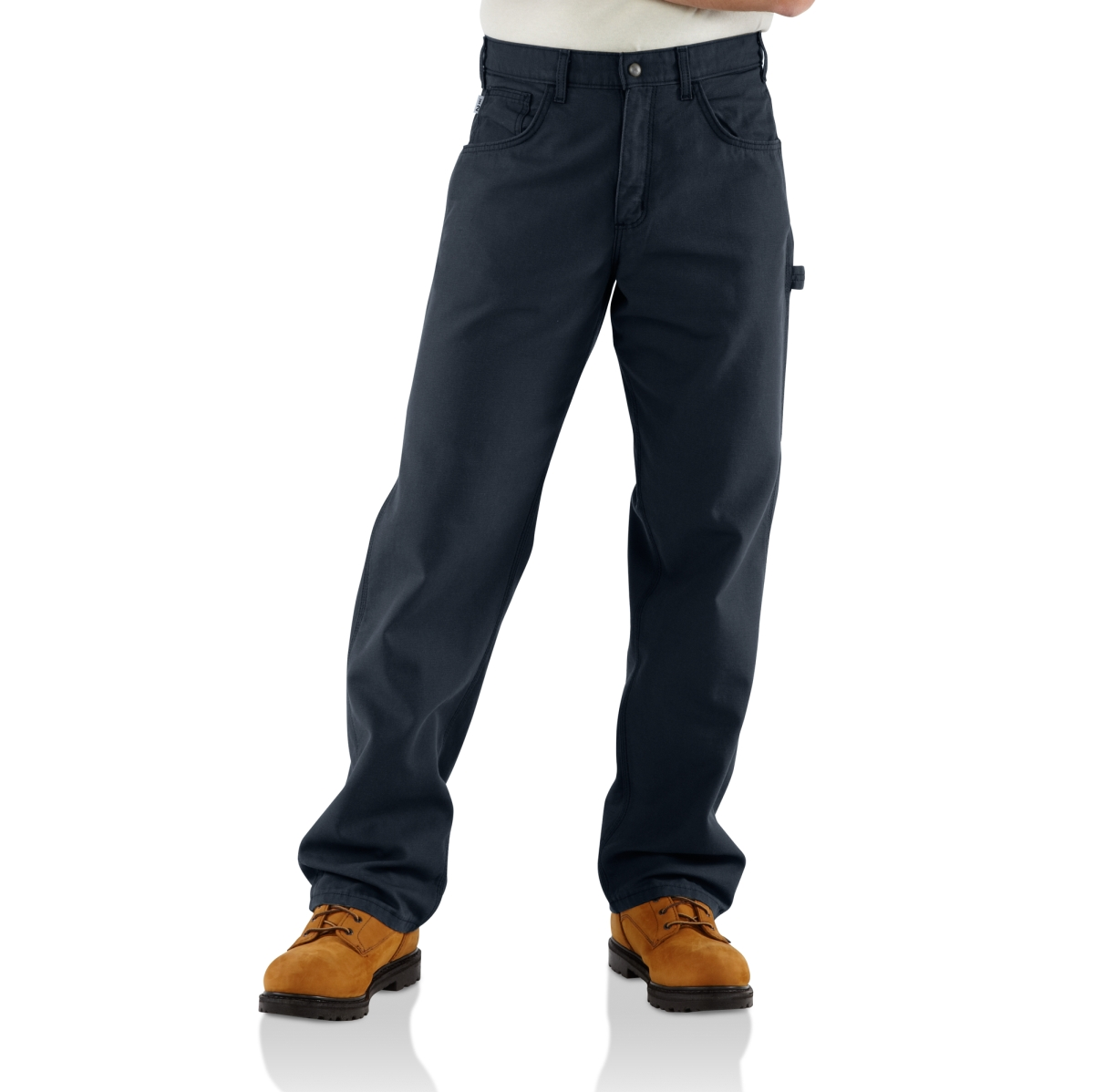 Carhartt - Mens Flame-Resistant Canvas Pant-Carhartt