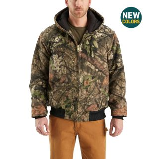 Mens QFL Camo Active Jac-