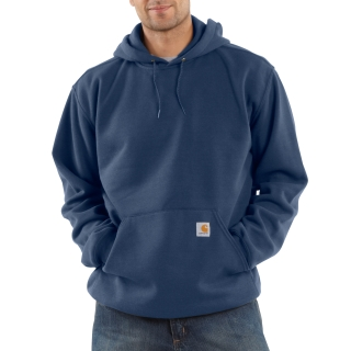 Mens Midweight Hooded Sweatshirt-Carhartt