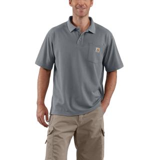 Mens Contractors Work Pocket Polo