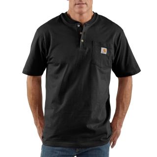 Mens LseFitHeavyweight Short Sleeve Pocket Hnly T-Shirt-Carhartt