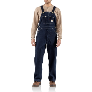 Mens Denim Bib Overalls-