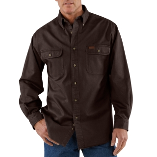 Mens Oakman Work Shirt-Carhartt
