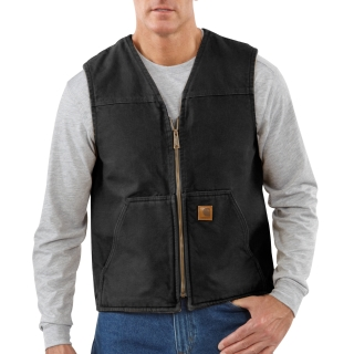 Mens Rugged Vest-Carhartt