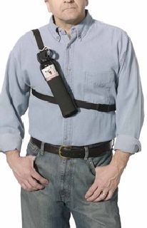 FRONTIERSMAN Bear Spray and Attack Deterrent 9.2 oz with Chest Holster-
