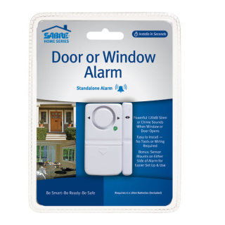 Magnetic Door / Window Alarm-