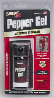 SABRE Red 1.8 oz Pepper GEL-