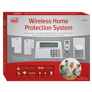 Wireless Home Protection System-