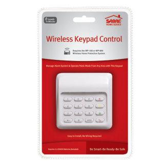 Wireless Keypad Control-